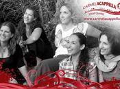 Carmel A-Cappella singers
