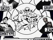 ALIEN ARMY REUNION Skyzo, Gruff, Zak, Jhonny Type Lugi live Sottotetto 1/04