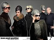 pagelle: JEAN PAUL GAULTIER FALL WINTER 2011 2012
