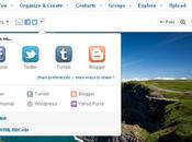 Flickr scopre social Facebook, Twitter, Tumblr Blogger