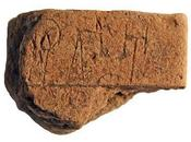 antico testo decifrabile europeo scoperto tavoletta d'argilla