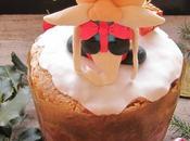 Babbo Natale pasta zucchero