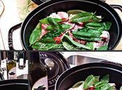 piatto capodanno: Arrosto Agnello all'Aceto Mirtilli