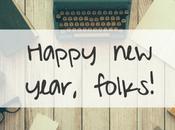 Happy year, folks!