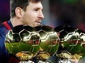 sono dubbi! Messi definitivamente entrato nell'olimpo calcio.