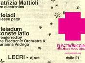 Electronicgirls celebra sesto anniversario delle attività nuova uscita discografica concerto orchestra elettronica