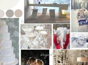 moodboard wednesday Snow inspired