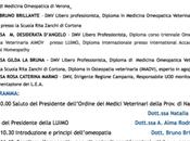 L'omeopatia medicina veterinaria Napoli, gennaio 2016