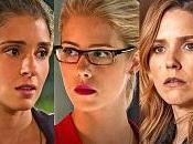 SPOILER UnREAL, Arrow, Chicago Agent Carter, Blacklist, Legends Tomorrow, Fire