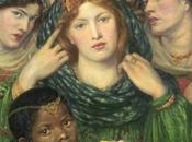 Lizzie Siddal, Pre-Raphaelite red-haired Muse eternal Icon Beauty.