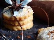 Biscotti Kamut ganache caffè anice