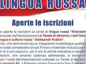 """Palermo febbraio 2016, corso base lingua russa """"Kharasho!"""""""