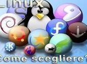 Scegliere distribuzione Linux adatta