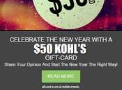 Your Kohl's Year's customer appreciation reward expires Jan. 2016