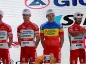 Androni-Sidermec, Inviti Tirreno Sanremo niente Giro