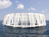 Antiroom progetto circondato dalle acque maltesi