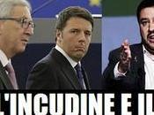Renzi, l'incudine martello.
