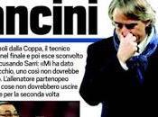 Quelli Tuttosport prima inneggiano Mancini crocifiggono COERENZA