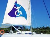 Barca vela disabili
