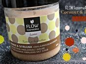 FLOW kosmetiikka Coconut Lemon Himalayan Salt Scrub Beeo Natural
