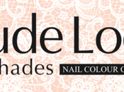 Nude Look Cosmetics Skin Shades Nail Colour Collection