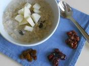Porridge colazione sana nutriente