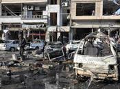 Attentato dell'Isis Homs