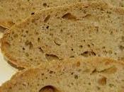 Pane integrale farina macinata pietra