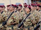parà della Folgore guardia confini nordorientali dell'Italia