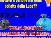 Canone bolletta: solita itaglia raglia!