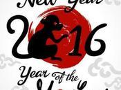 Capodanno cinese 2016: Buon anno della Scimmia!
