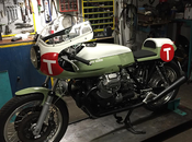 Moto Guzzi 1000 BRT#01 (Bencini Racing Team #01) Vintage Endurance Special