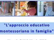 Montessori famiglia: incontro Scaloni Tolentino (Mc)