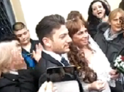 "Video. Sebastiano, matrimonio transgender processione ""femminielli"""