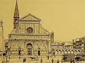 Eugenio Müntz, Firenze Santa Maria Novella facciata