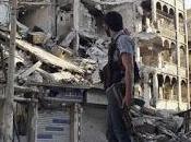 """Devastazione Homs-Siria """"800.000 persone fuga"""""""