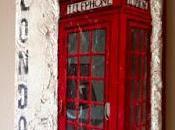 Scorcio Londra tela