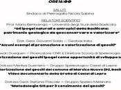 """Gruppo Speleo Melandro collaborazione SIGEA organizza Pietragalla (PZ), febbraio 2016 16.00 convegno titolo:""""Le grotte, patrimonio geologico tradizioni: possibile opportunità sviluppo territorio"""""""
