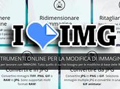 Modificare immagini online iLoveImg