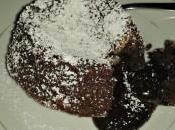 Tortino cioccolato cuore caldo senza glutine