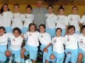 Alla Lazio femminile scontro diretto l'FB5 Juniores; trio guida Allieve