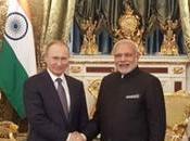 fattore energetico nella partnership strategica India Russia