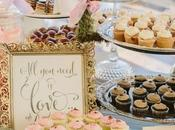 dolci sweet table