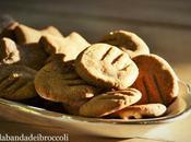 Biscotti vegan senza zucchero glutine, farina castagne