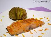 Salmone all' arancia cotto bassa temperatura Fresco