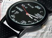 Orologi strani polso: sguardo matematico all'ora!