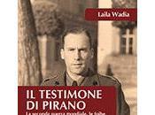 TESTIMONE PIRANO Laila Wadia librerie