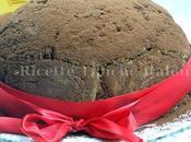 Zuccotto alla ricotta gocce cioccolato