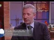 Paolo Barichella racconta Food Design intervista andata onda Italia Novembre 2015