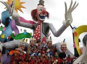 Carnevale Viareggio 2016: foto carri delle sfilate